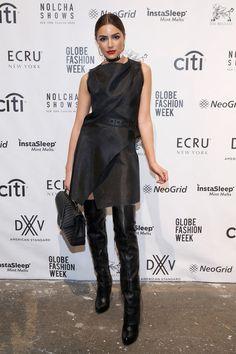 ff26b9eb63318 olivia culpo Ny Fashion Week, Olivia Culpo, Olivia Palermo, Cute Fashion,  Womens