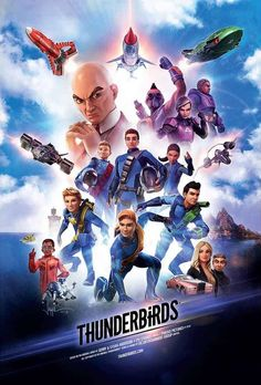 Watch Thunderbirds Are Go! Thunderbirds Are Go, Ready Player One, Sci Fi Characters, Last Jedi, Me Tv, Season 3, Science Fiction, Tv Series, Product Launch