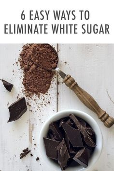 Sugar is more than just a treat that adds weight. It's a habit that's bad for us in many ways. Nobody is saying that you should cut out all sweets. But there are healthier ways to sweeten your food. Find out here...