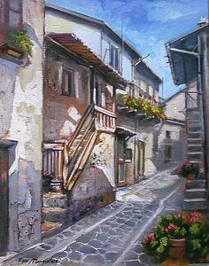 Vicolo Fiorito Francesco Mangialardi