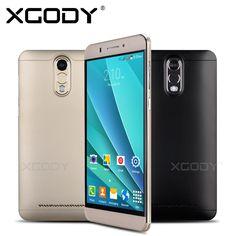 6 Inches Y20 Quad Core Android 5.1 Smartphone Dual SIM Card 8 GB xgody mtk6580 dengan kamera 5.0mp rom 1g ram ponsel