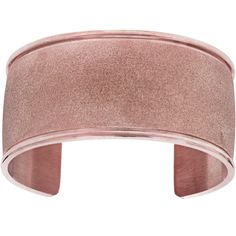 Rose glitter cuff in stainless steel ($109) ❤ liked on Polyvore featuring jewelry, bracelets, rose jewellery, stainless steel bangles, cuff bangle, rose bangle and stainless steel jewellery
