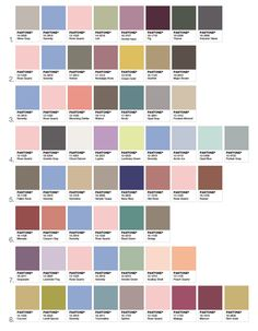 The new Pantone Colour of the Year inspires plenty of decor ideas for living rooms, bedrooms and more. The Pantone Colour of the Year Pantone 2016, Pantone Color, Colorful Interior Design, Interior Paint Colors, Colorful Decor, Interior Modern, Carta Pantone, Paint Color Chart, Rose Quartz Serenity