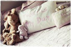 Hobby Hallin pastellisävyiset tuotteet löysivät paikkansa Rillan tyttären huoneesta keväällä 2014.