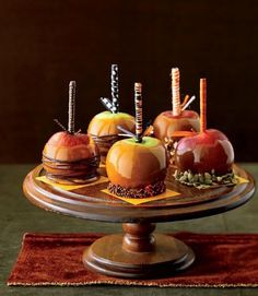 Okay its that time of year! Candied Apples!