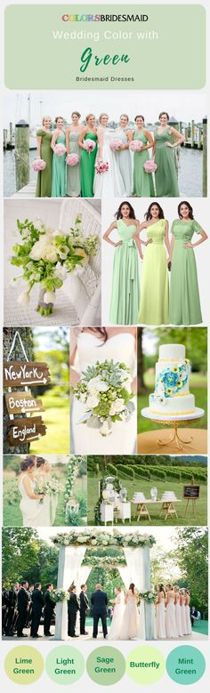 If you are looking for a bridesmaid dress in a fall wedding,these chiffon bridesmaid dresses in different shade of green will provide you a wide range of selection. They are custom-made to all styles and sizes and sold under $100. You can find the one that satisfies you greatly!