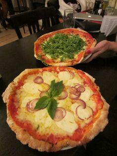 ..PIZZA INTEGRALE (con farine integrale NOMINAL)...