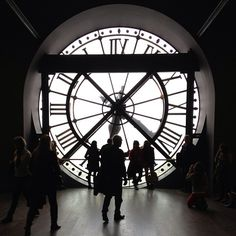 The Musée d'Orsay is a museum in Paris, France, on the left bank of the Seine. It is housed in the former Gare d'Orsay, a Beaux-Arts railway station built between 1898 and 1900.