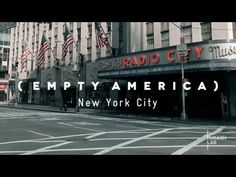 New York City Timelapse (Empty America) - http://www.travelfoodfair.com/post/new-york-city-timelapse-empty-america/