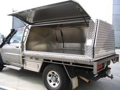 Three door lift canopy on Nissan Patrol - No.38