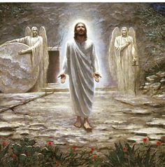 Christ resurrected