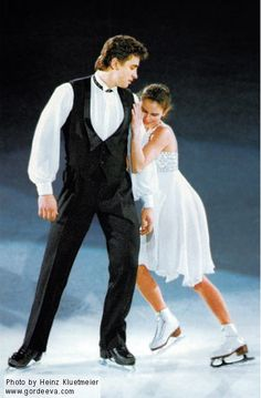 The Man I Love, Katia Gordeeva & Sergei Grinkov this was them on the Stars on ice show . they were so beautiful together and their skating could bring tears to your eyes . Beautiful Figure, Beautiful Love, Sergei Grinkov, Got Talent Videos, Katarina Witt, Stars On Ice, Ice Show, Ice Skaters, Movie Couples