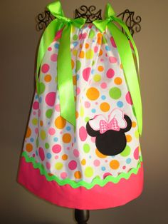 Minnie Mouse Easter Hoppin Down the BunnyTrail by STLGIRL on Etsy