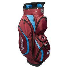 Colorado Avalanche Clubhouse Golf Cart Bag