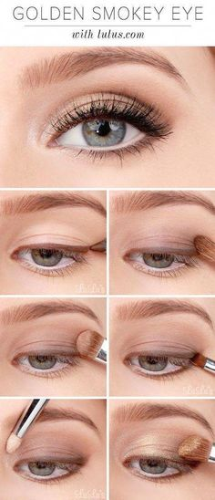 50 makeup tutorials for green eyes - amazing green eye makeup tutorials for work for prom for weddings for every day easy step by step diy guide for beautiful natural look- thegoddess.com/makeup-tutorials-green-eyes #smokeyeyemakeupstepbystep You Look, Valentine Makeup, Natural Makeup, Human Eye, Makeup Looks, Make It Yourself, Make Up, Balayage Hair Blonde, Get Tan