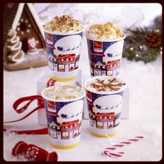 christmas Coffee Company, Christmas Drinks, Projects To Try, Mugs, Insomnia, Tableware, Festive, Dinnerware, Tumblers
