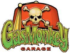 Gas Monkey Logo - Old