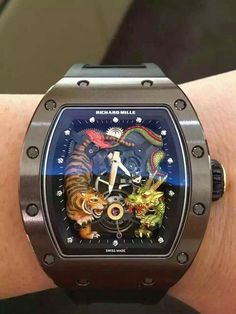 Richard Mille - Best Fashions for All Amazing Watches, Beautiful Watches, Cool Watches, Rolex Watches, Richard Mille, Dream Watches, Fine Watches, Stylish Watches, Luxury Watches For Men