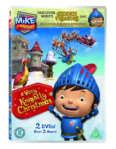 Mike The Knight Christmas - Review