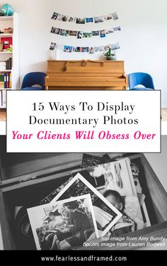Ways To Display Documentary Photos Your Clients Will Obsess Over - Fearless and FramedFearless and Framed Hobby Photography, Photography Basics, Photography Editing, Photography Business, Photography Tutorials, Family Photography, Amazing Photography, Photography Ideas, Photography School