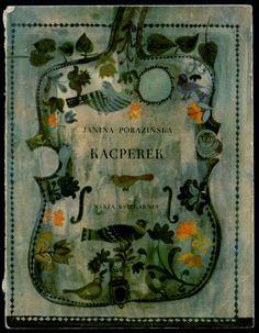Porazińska Janina, Kacperek.  Illustrated by Bożena Truchanowska