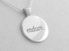 Endure Necklace