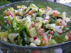 Arab Salad (Salata Arabi)