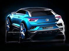 Mercedes Benz Concept Coupe Suv Design Sketch Exterior Car