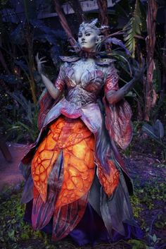The Grand Duchess Faolain cosplay by Alicia Loraine (Guild Wars 2)