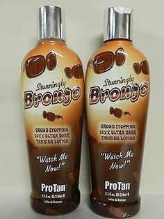 Awesome 2016 woke up like this bronzer indoor tanning bed tan awesome lot of 2 stunningly bronze 55x dark bronzer indoor tanning bed lotion pro tan ccuart Gallery