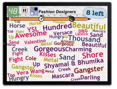 "Word Mess, category ""fashion designers"""