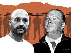 Mario Batali and Joe Bastianich Fostered a Boys Club Culture of Misconduct at Restaurants Dozens Allege