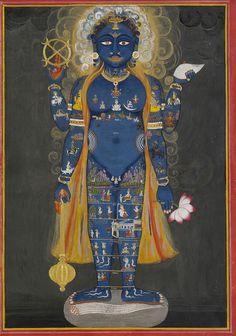 Vishnu Vishvarupa - Loka - Wikipedia, the free encyclopedia