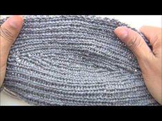 Loom Knit: Headband Part 4 (Final part)