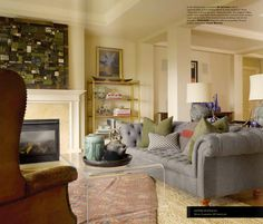 Lamp Shades in Gray Magazine http://www.haroldslighting.com/our-shades-in-gray-magazine/