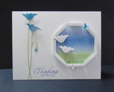 QFTD212 Hexagon Cas274 Thinking by jandjccc - Cards and Paper Crafts at Splitcoaststampers