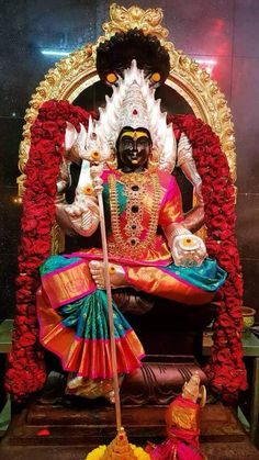 Mother goddess Indian Goddess, Mother Goddess, Goddess Lakshmi, Divine Mother, Kali Hindu, Hindu Art, Durga Kali, Durga Maa Pictures, Lord Durga