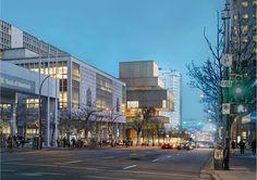 Vancouver Art Gallery, de Herzog & de Meuron