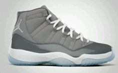 the latest 73580 94f4d Air Jordan Retro 11 cool grey 2010 medium grey white cool grey 378037 cheap  Jordan If you want to look Air Jordan Retro 11 cool grey 2010 medium grey  white ...