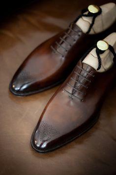 Masaru Okuyama luxury shoes