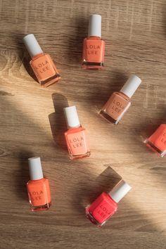 Lola Lee Nail Polish Gel Polish Colors, New Nail Polish, Lee Nails, Nail Accessories, Soak Off Gel, Peach, Nail Art, Beauty, Nail Arts