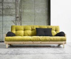 Futonsofa Indie von Karup: modernes skandinavisches Interior Design  #danish #futonsofa #sofabed