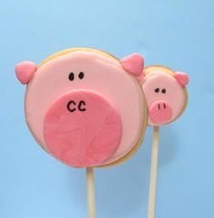 Piggy pops