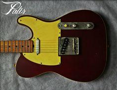 Palir guitars, check them out.