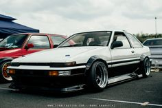 AE86 only the best drift car created by man