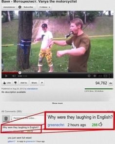 The 25 Funniest YouTube Comments Of The Year - I am dying!!