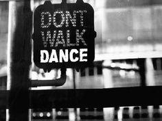 wall póster, dance