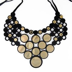 Jennifer Loiselle The Mitford gold diamond bib necklace ($108) ❤ liked on Polyvore featuring jewelry, necklaces, accessories, collares, jewels, bib necklaces, bib collar necklace, art deco necklace, gold diamond necklace and gold bib necklace