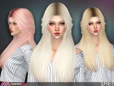 TsminhSims' Spirit ( Hair 55 )