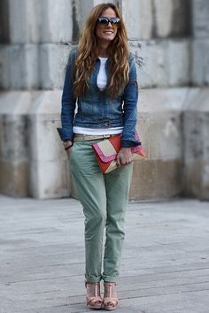 Pastel , Bershka in Jackets, Blanco in Clutches, Zara in Pants, Zara in  Heels   Wedges Click the pin for more! 6d17c6bc5362
